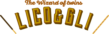 The Wizard of twins LICO & GLI